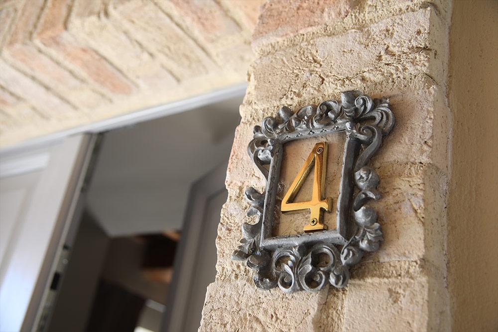 Villa Angela: b&b marche e Ristorante a Fermo